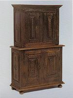 le style renaissance et louis xiii histoire de l 39 art. Black Bedroom Furniture Sets. Home Design Ideas